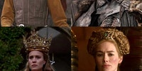The original was much funnier.  GOT vs. The Princess Bride.
