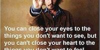 It's Depp.