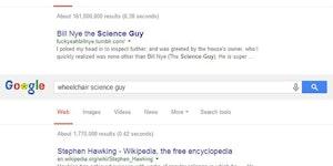 Google is amazing!