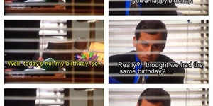 This is how most of my friends will find out today is my birthday..
