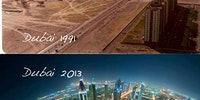 Dubai in 22 years