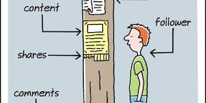 How blogging works.