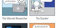 A Field Guide to Procrastinators.