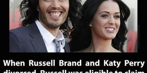 Russell Brand ladies and gentlemen!