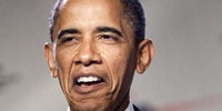Obama's face when he searched through my phone,.