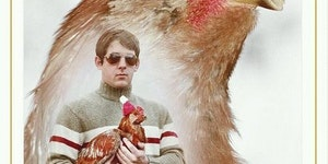 A man and his cock.