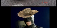 Farmer Batman.