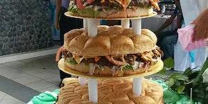 My friends wedding cake.