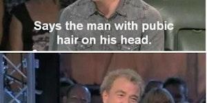 Silly Rupert.