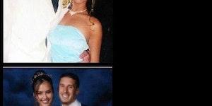 celebrity prom photos