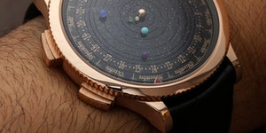 Planetarium Watch is Neat AF