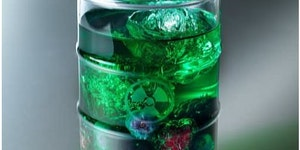 Hulk juice.