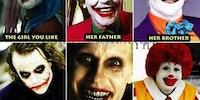 Clown life.