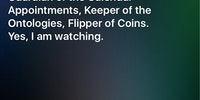 Does Siri watch Game of Thrones?