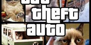Cat Theft Auto