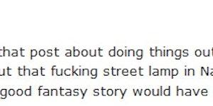 A good fantasy story