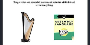 If different coding were Instruments.
