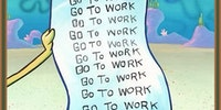 My schedule now that I have a full time job.