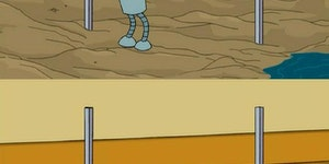 Bender Gets It
