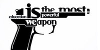 The most powerful weapon.