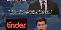 Tinder Genders
