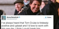 Rumors about Tom Cruise