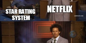 Netflix stop.