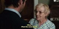 Grandmas are awesome