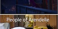 Won't somebody please think of the Arendellians' circadian rhythms'?