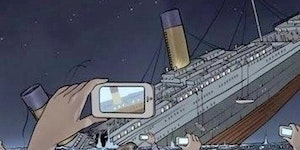If The Titanic Sunk Today