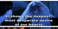 The Deepest Most Desperate Desire