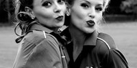 World War II - When duck face was cute.