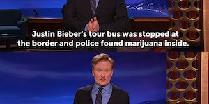 Why Justin Bieber probably doesn't do marijuana