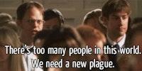 Dwight gets it.