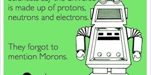 Scientists forgot something...