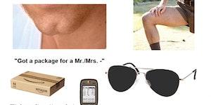 Mr. UPS starter pack