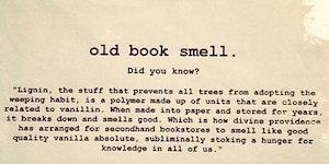 Book Scent