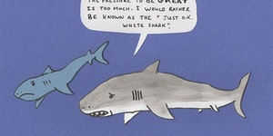 Happy Shark Week!