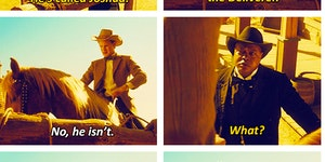 I speak horse.
