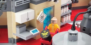 Breaking Bad - Lego edition.