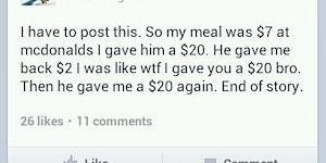 McDonald's Math
