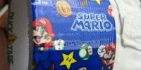 Super Mario Duct tape.