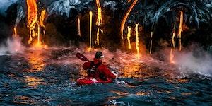Kayaking Kilauea