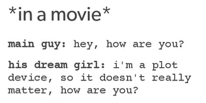 *in a movie*