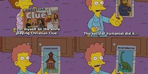 Christian Clue
