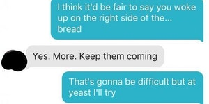 Bread puns never go stale