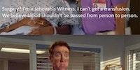 Just Dr. Cox.