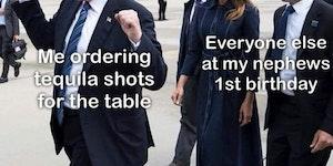 Bring more cake, too.