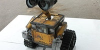 WALL-E in real life.