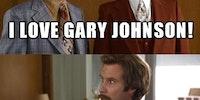 I Love Gary Johnson...
